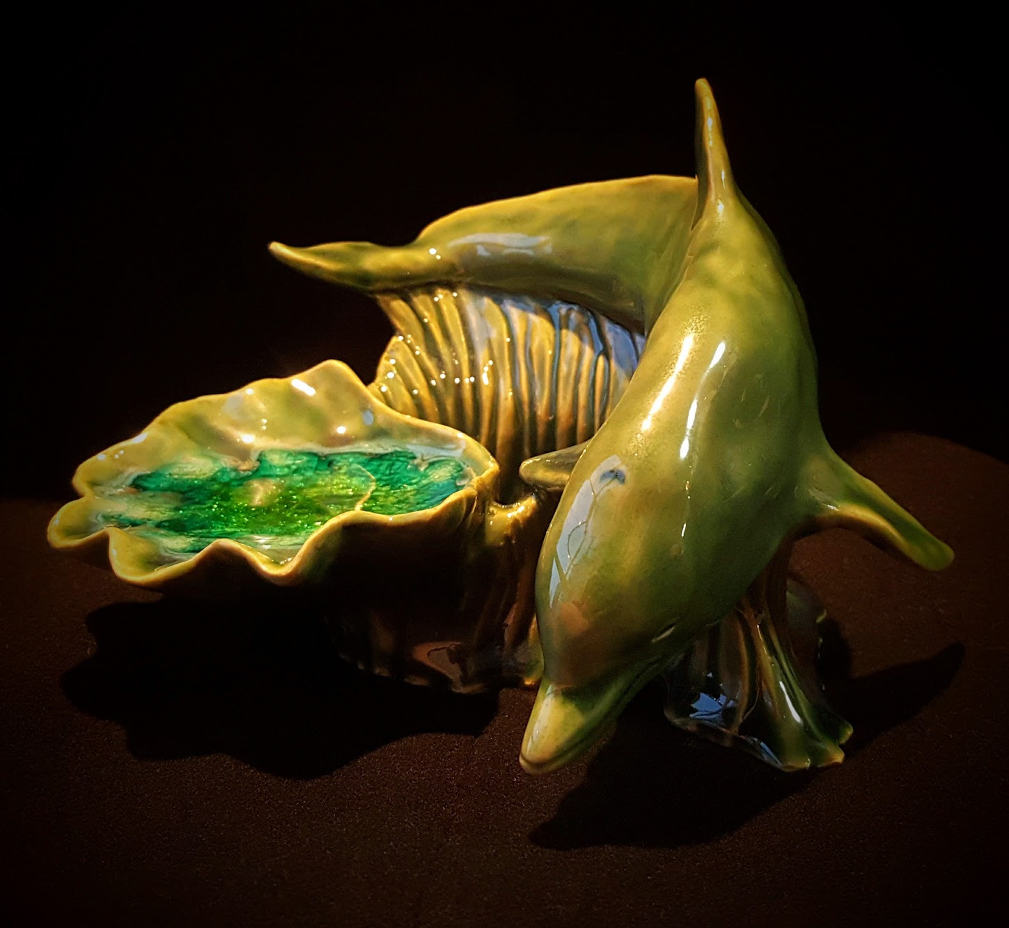 Emerald Dolphin Front