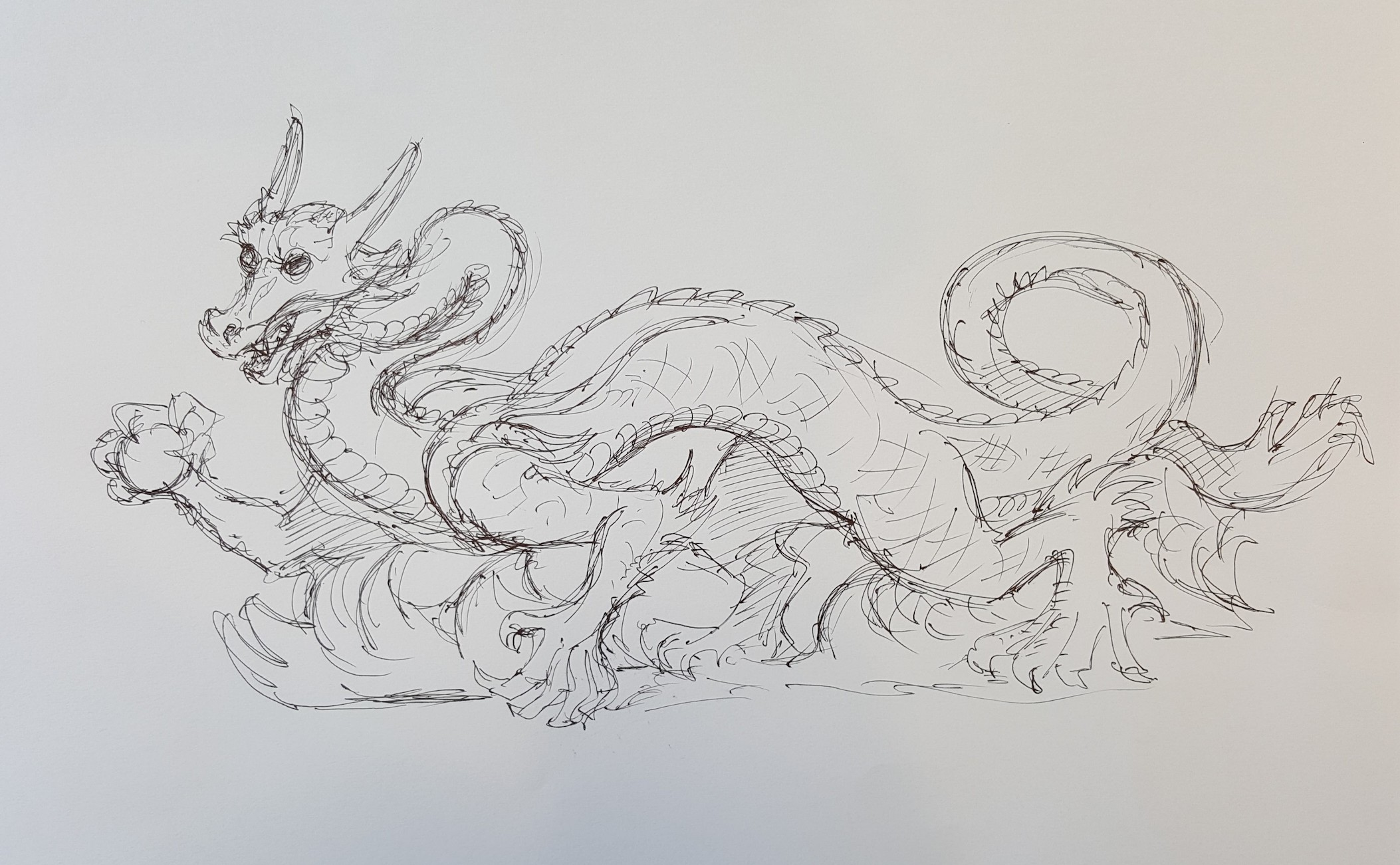 Jade Dragon